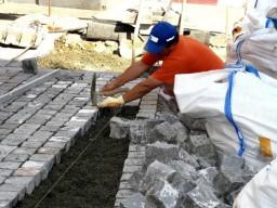 Bauarbeiter gehen besonders oft aus gesundheitlichen Gründen früher in Rente.