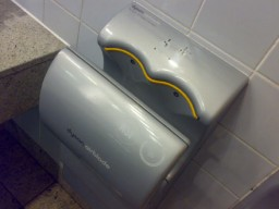 Nicht nur das Händewaschen, sondern auch das richtige Abtrocknen ist ...