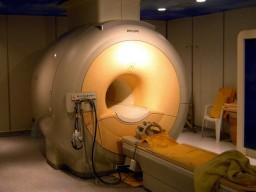 Die Untersuchung mittels funktioneller Magnetresonanztomographie zeigte...