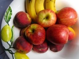 Frisches Obst macht die Einnahme von Abführmitteln oft überflüssig.