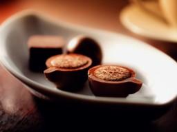 Trostschokolade