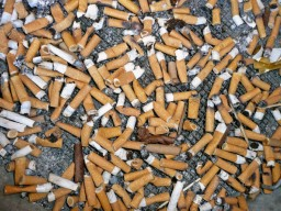 Oft wird die schwere Lungenerkrankung COPD durch Rauchen verursacht.