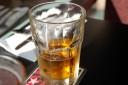 Pro Person 9,9 Liter reiner Alkohol im Jahr 2008 in Deutschland