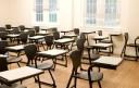 Leere Klassenräume